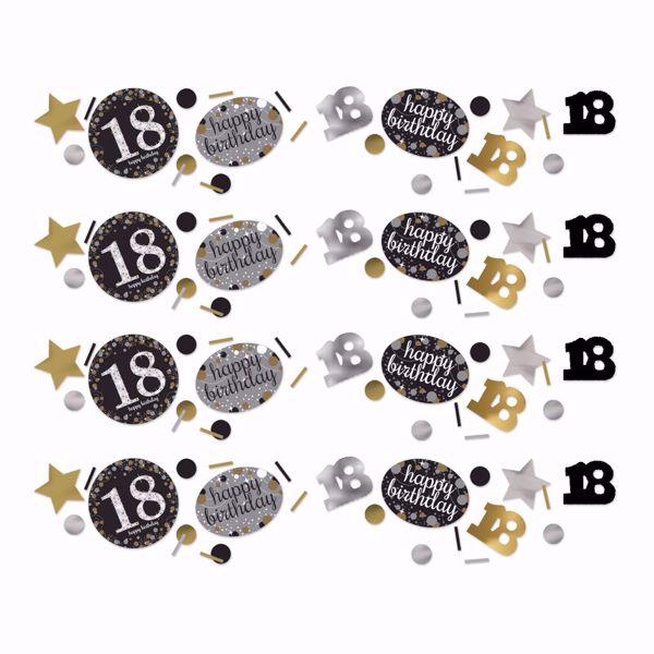 Picture of Konfetti 18 Sparkling Celebration - Silver & Gold 34 g