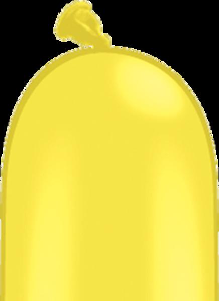 Picture of Latexballon Modellierballon Qualatex 260Q Standard Gelb
