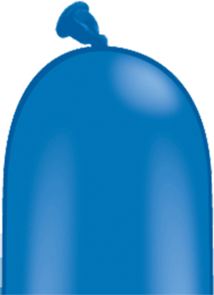 Picture of Latexballon Modellierballon Qualatex 260Q Standard Dunkelblau