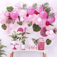 Picture of Pink Ballongirlanden Set