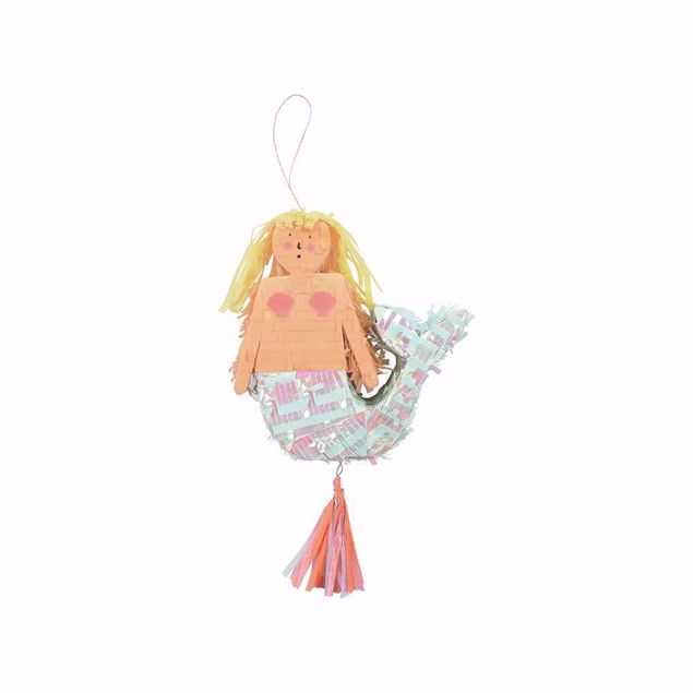 Picture of Meerjungfrau Piñata Konfetti  - Mermaid Piñata 13 cm