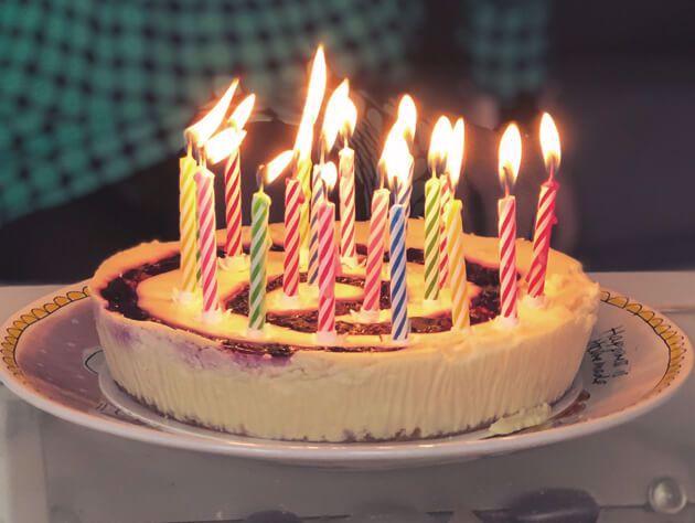 Bild für Kategorie Geburtstagskerzen