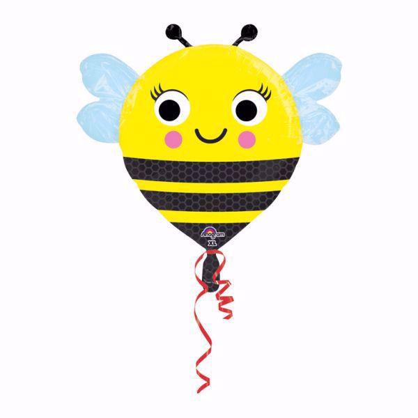 Picture of Folienballon Happy Bee