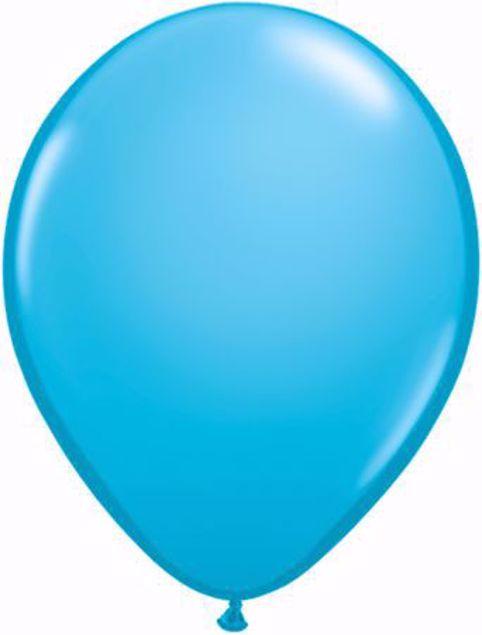 Bild von Latexballon rund Qualatex Fashion Robins Egg Blau 11 inch