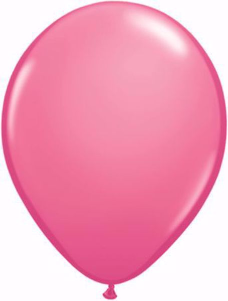 Picture of Latexballon rund Fashion Rose Qualatex 11 inch