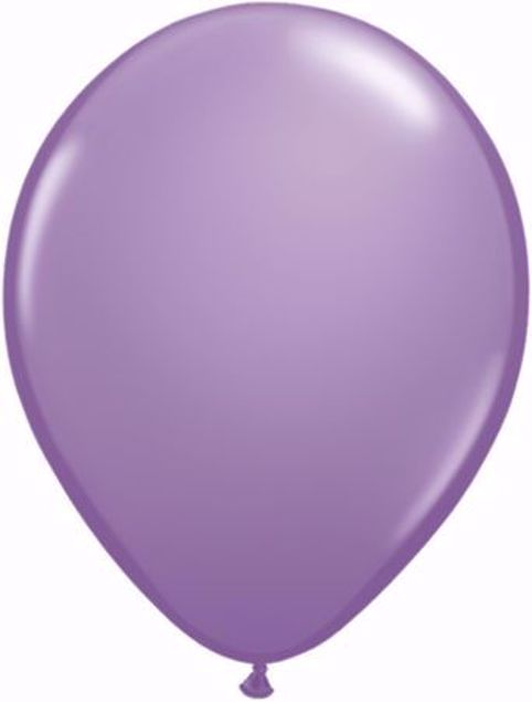 Picture of Latexballon rund Fashion Spring  Lilac Qualatex 11 inch