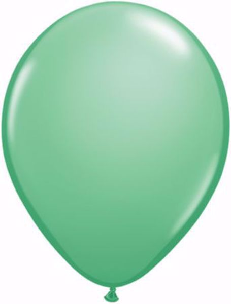 Picture of Latexballon rund Fashion Wintergrün Qualatex 11 inch
