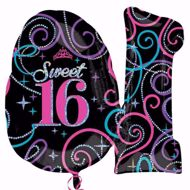 Picture of SuperShape Sweet 16 Glitzer