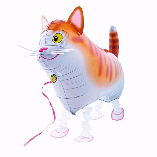 Bild von Airwalker Katze braun