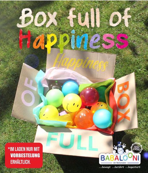 Picture of Box full of Happiness