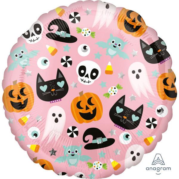 Picture of Folienballon Halloween Spaß