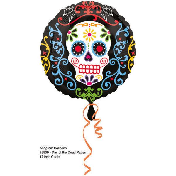 Bild von Folienballon Tag der Toten