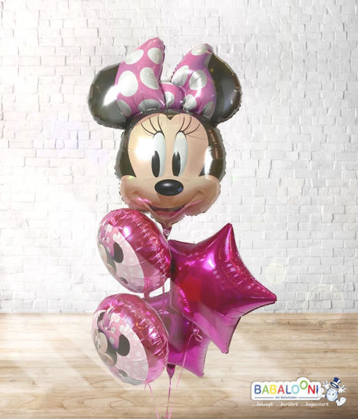 Picture of Minnie Mouse Bouquet