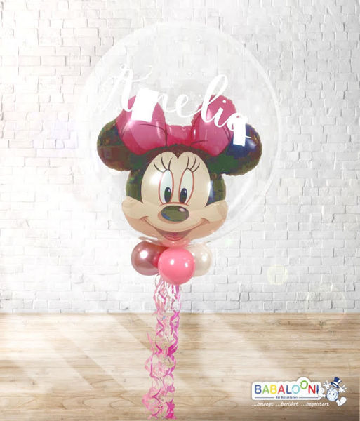 Picture of Double Bubble Minnie Mouse
