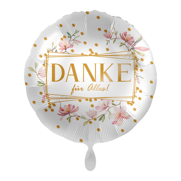 """Picture of Danke für alles folienballon 18"""""""