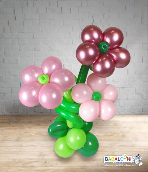Picture of Blumenstrauß aus Ballons