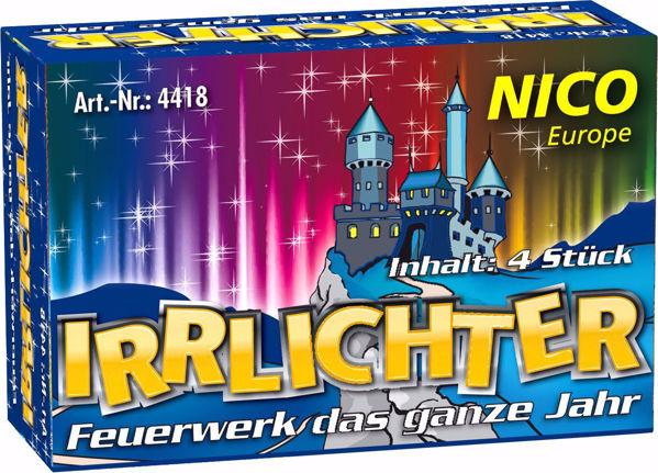 Picture of Irrlichter 4 Stück