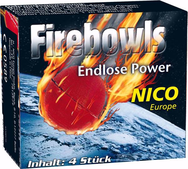 Picture of Firebowls 4 Stück