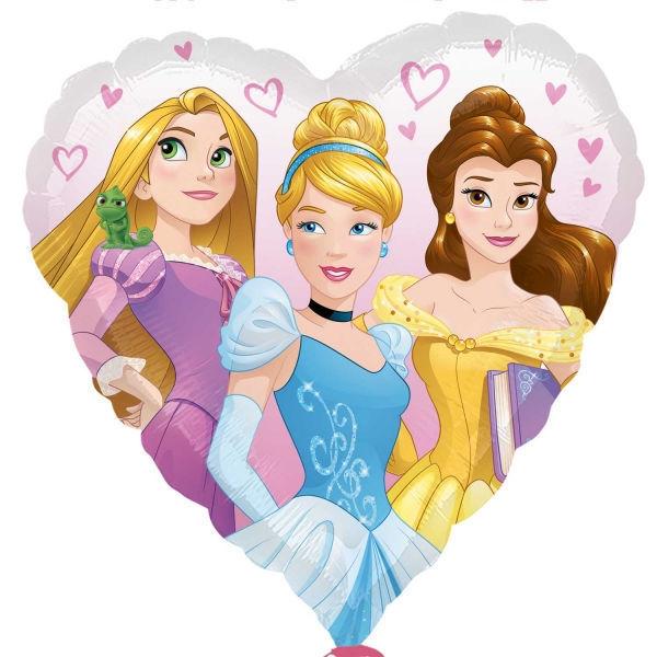 """Picture of Disney Prinzessinnen Folienherz 17"""""""