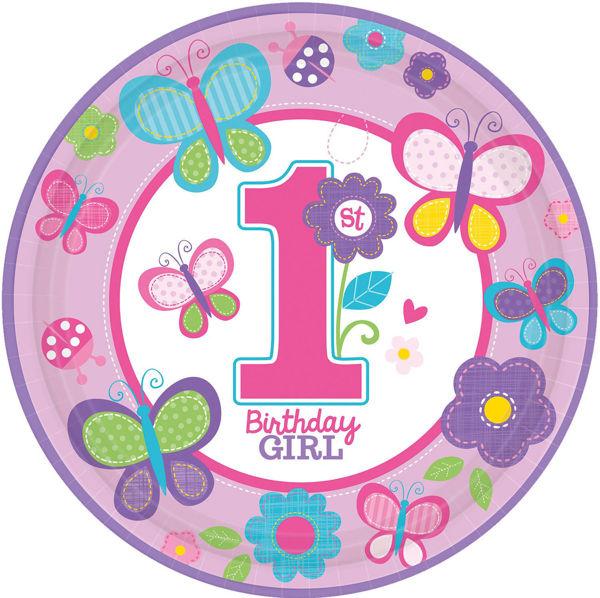 Picture of 8 Teller Sweet Birthday Girl