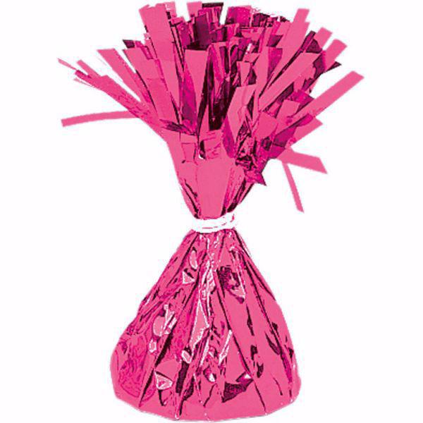 Picture of Ballon Gewicht Folie Pink