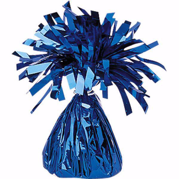 Picture of Ballon Gewicht Folie Blau