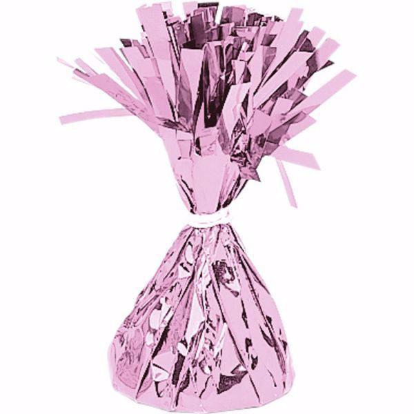 Picture of Ballon Gewicht Folie Rosa