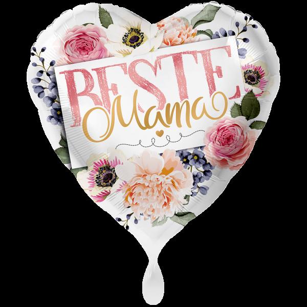 "Picture of Beste Mama Folienballon XXL 28"""