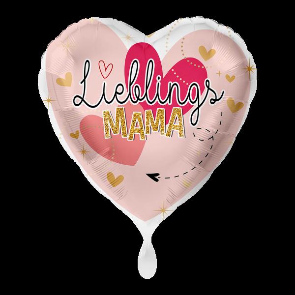 "Picture of Lieblingsmama Folienballon 17"""