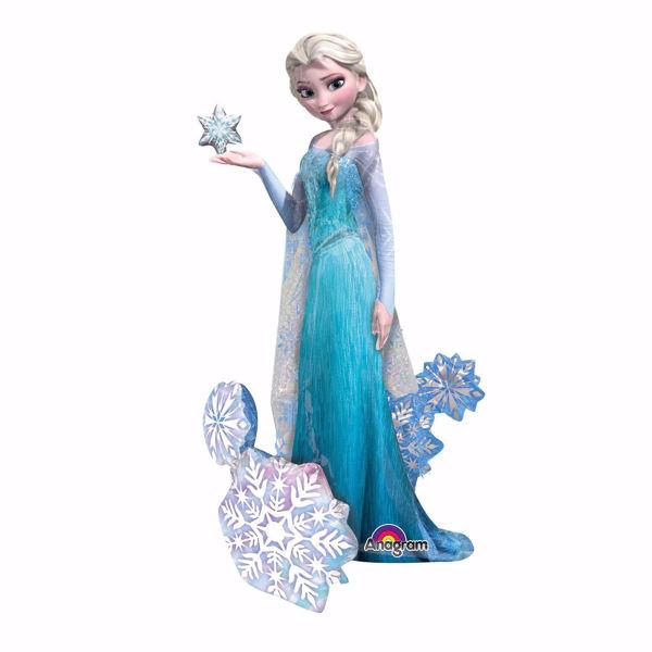 Picture of Folienballon Airwalker Elsa