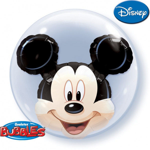 """Picture of MICKEY MOUSE Double Bubble 24"""""""