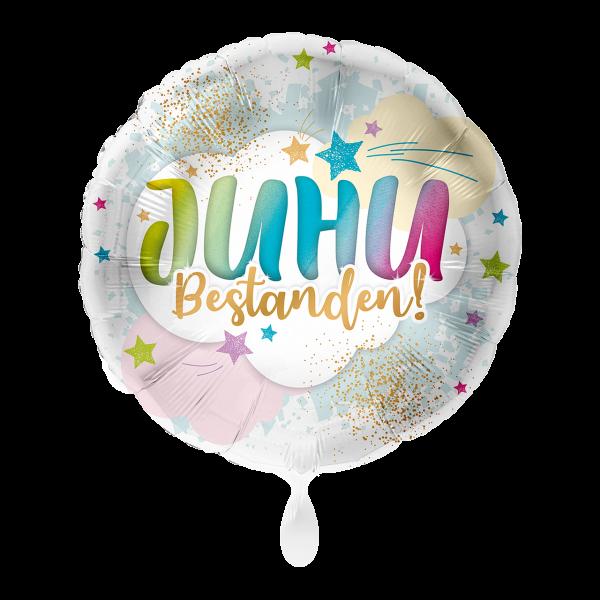 "Picture of Juhu Bestanden Folienballon 17"""