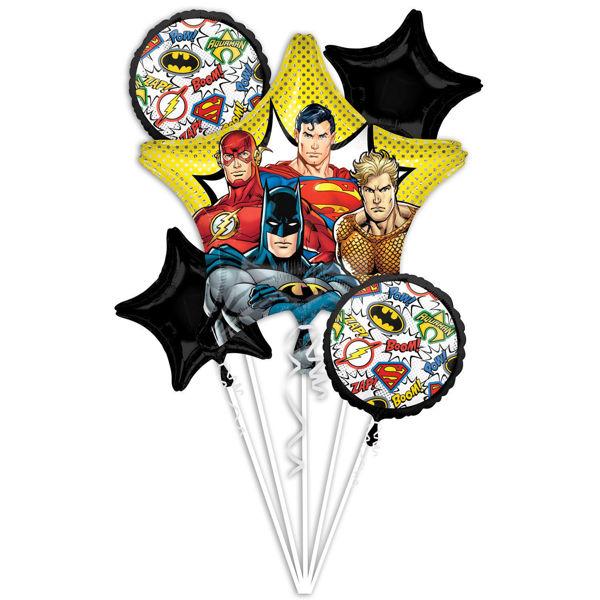 Picture of Folienballon Bouquet Superhelden