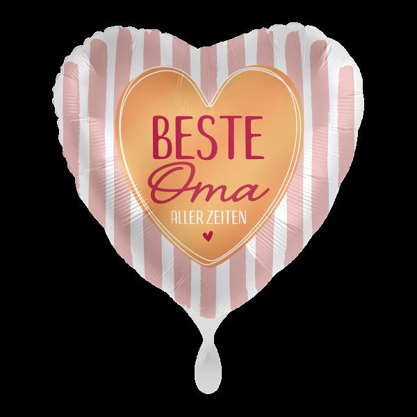 "Picture of Beste Oma aller Zeiten Folienballon 17"""