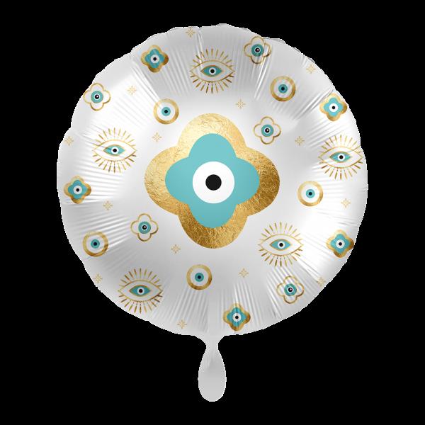 Picture of Modern Nazar Eye - UNI - Folienballon