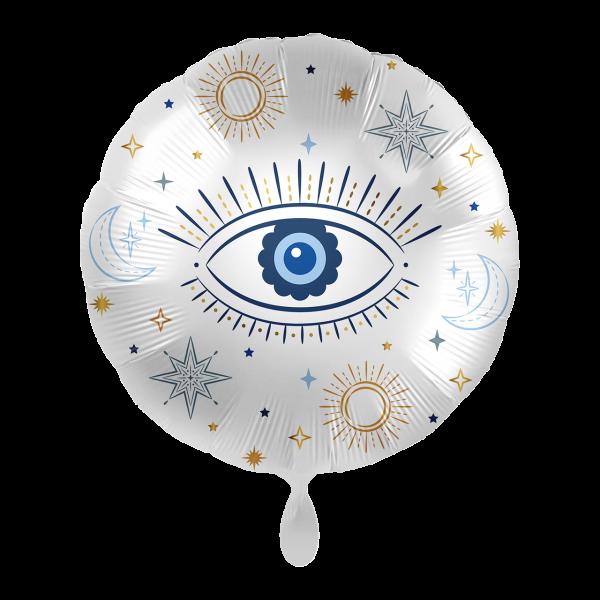 Picture of Evil Eye Heaven - UNI - Folienballon